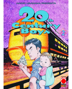20th Century Boys n. 2 di Naoki Urasawa ed. Panini Quarta Ristampa