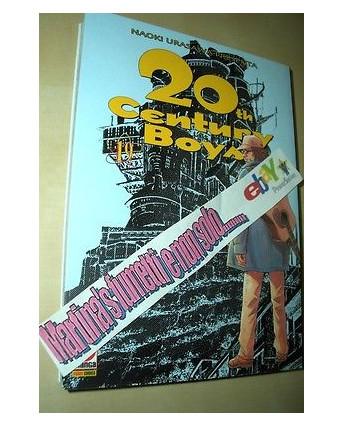 20th Century Boys n. 19 di Naoki Urasawa ed. Panini Ristampa