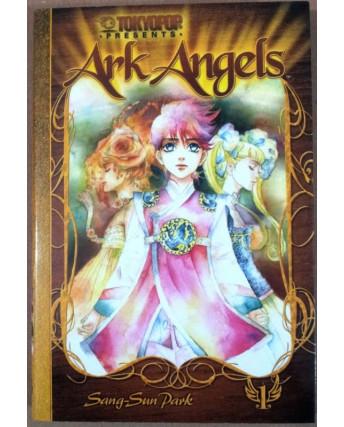 Ark Angels 1/3 serie COMPLETA di Sang-Sun Park ed.Jpop