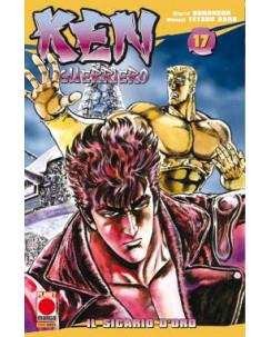 Ken il Guerriero n.17 di Buronson & Tetsuo Hara ed. Panini NUOVO
