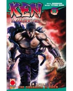 Ken il Guerriero n.18 di Buronson & Tetsuo Hara ed. Panini NUOVO
