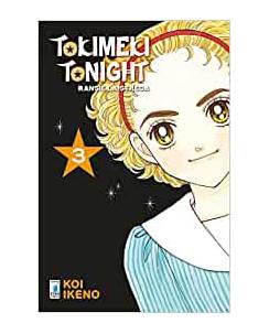 Tokimeki Tonight Ransie la strega  3 di Ikeno NUOVA EDIZIONE Star Comics NUOVO