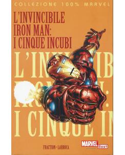 100% Marvel Iron Man i cinque incubi di Larroca ed.Panini SU29