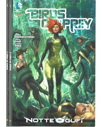 Birds of Prey  1/3 saga completa di Swierczynski ed.Planeta SU23