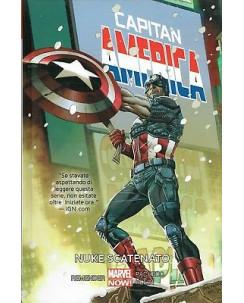 Capitan America 3:Nuke scatenato di Pacheco ed. Panini NUOVO SU29