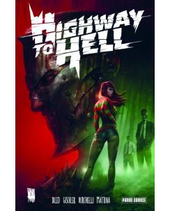 Highway to Hell do Dileo Burchielli ed. Panini SU31