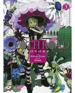 Clothroad  3 di Hideyuki Kurata, Okama ed. GP NUOVO