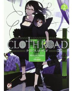 Clothroad  2 di Hideyuki Kurata, Okama ed. GP NUOVO