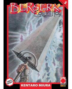 Berserk Collection n.  5 di Kentaro Miura 5a ristampa ed.Panini