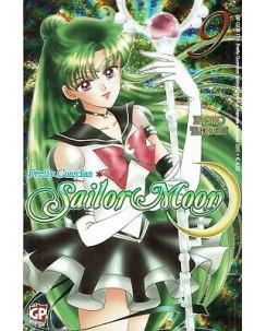 Pretty Guardian SAILOR MOON n. 9 di Naoko Takeuchi ed. GP