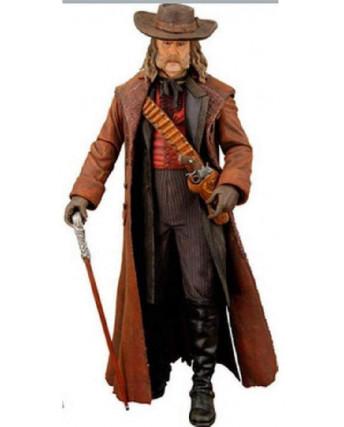 Jonah Hex: Series 1 Quentin Turnbull 18cm Action Figure Dc Gd09
