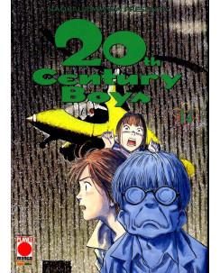 20th Century Boys n. 14 di Naoki Urasawa ed. Panini Ristampa