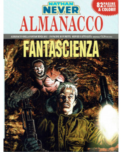 Almanacco Fantascienza 2011 Nathan Never ed. Bonelli