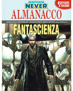 Almanacco Fantascienza 2010 Nathan Never ed. Bonelli