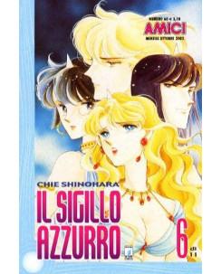 Il Sigillo Azzurro 6 di Chie Shinohara ed. Star Comics