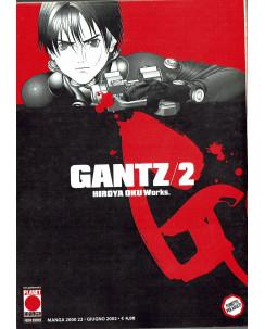 Gantz n.  2 di Hiroya Oku Prima Edizione ed.Panini