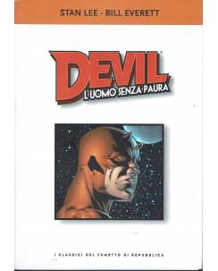 Classici del Fumetto di Repubblica  8 Devil l'uomos enza paura di Lee
