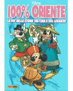 100% oriente le più belle storie tra Cina e Sol Levante ed. Panini Disney