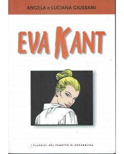 Classici del Fumetto di Repubblica 34 Eva Kant di A. L. Giussani