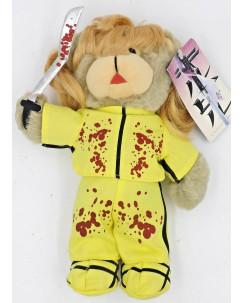 Big Screen Bears: Kill Bill THE BRIDE Bear PELUCHE NUOVO Gd22