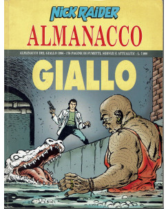 Almanacco del giallo 1996 Nick Raider di Nizzi ed. Bonelli