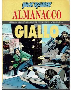 Almanacco del giallo 1998 Nick Raider di Nizzi ed. Bonelli