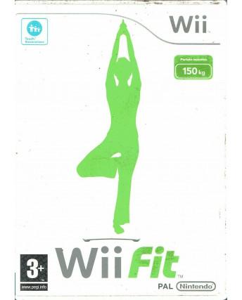 Videogico WII Wii Fit Pal Nintendo completo di libretto