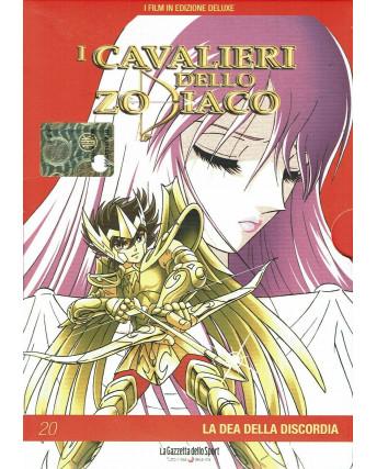 I Cavalieri dello Zodiaco 21 la Dea della discordia DVD Gazzetta Yamato