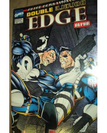 Marvel Crossover n. 17 Double Edge Alphai ed.Marvel Italia