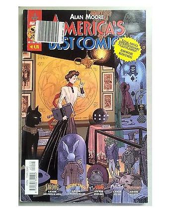 America's Best Comics n. 15 di Alan Moore *Tom Strong * ed. Magic Press
