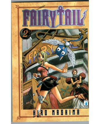 Fairy Tail  2 di Hiro MAshima ed.Star Comics
