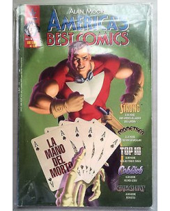 America's Best Comics n. 6 di Alan Moore *Tom Strong * ed. Magic Press