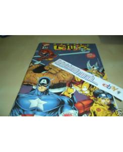 Marvel Mix n.  1 ed.Marvel Italia