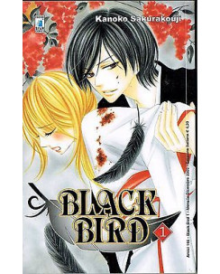 Black Bird  1 di Kanoko Sakurakouji ed.Star Comics*NUOVO sconto 10%