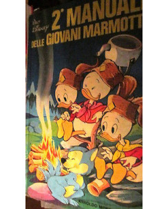 2° Manuale Giovani Marmotte GM  I ed. Disney ed.Mondadori