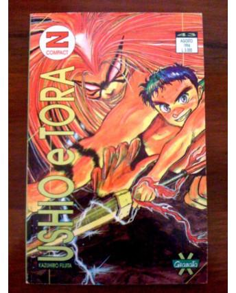 Ushio E Tora di Kazuhiro Fujita N.  2 Ed. Granata Press