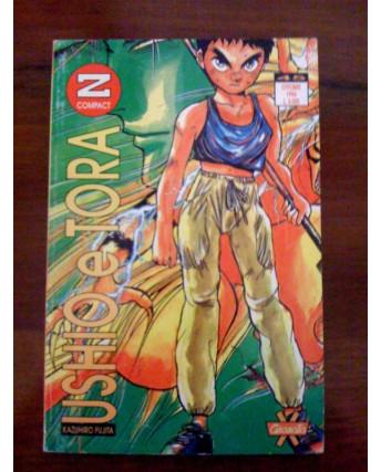 Ushio E Tora di Kazuhiro Fujita N.  4 Ed. Granata Press