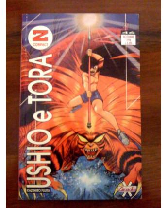 Ushio E Tora di Kazuhiro Fujita N.  5 Ed. Granata Press