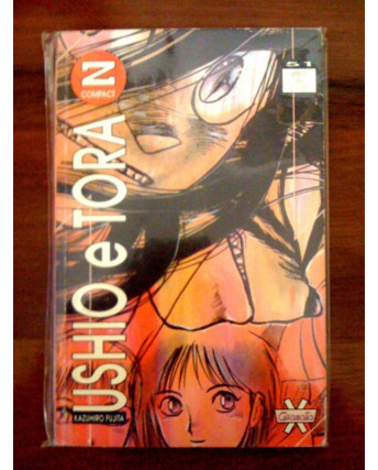 Ushio E Tora di Kazuhiro Fujita N. 10 Ed. Granata Press