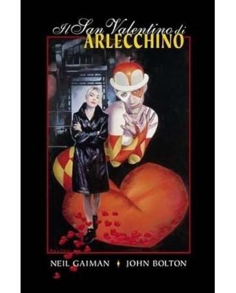 il San Valentino di Arlecchino di Neil Gaiman CARTONATO ed.Magic Press