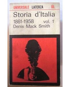 D. M. Smith: Storia d'Italia 1861-1958 ed. Laterza A17