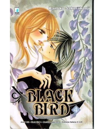 Black Bird  4 di Kanoko Sakurakouji ed.Star Comics*NUOVO sconto 10%