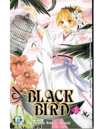 Black Bird 10 di Kanoko Sakurakouji ed.Star Comics*NUOVO sconto 10%