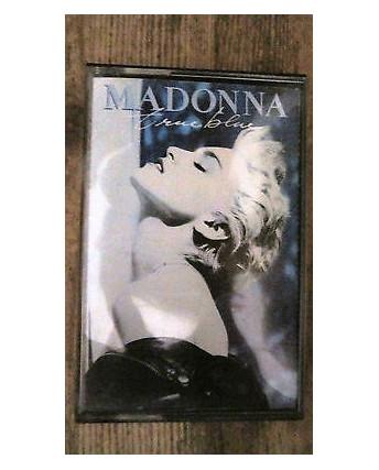 Madonna: True  Blue - n.9 tracce Musicassetta