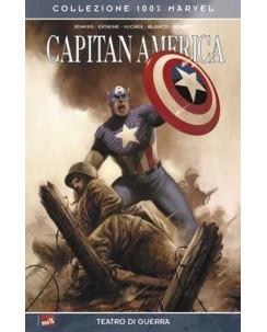 100% Marvel Capitan America: teatro di guerra ed.Panini NUOVO