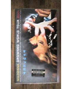 Madonna  Drowned World Tour 2001 VHS