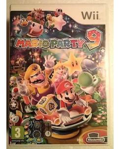 Videogioco per Nintendo Wii: Mario Party 9 - 3+