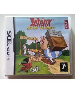 Videogioco per Nintendo DS: Asterix Brain Trainer - 7+