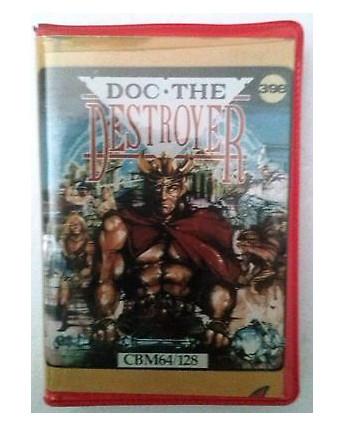 Videogioco per Commodore 64 & C128: Doc - The Destroyer