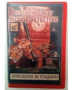 Videogioco per Commodore 64 & C128: Basil the Great Mouse Detective
